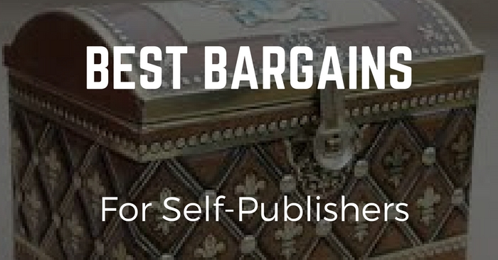 Best Bargains For Self-Publishers